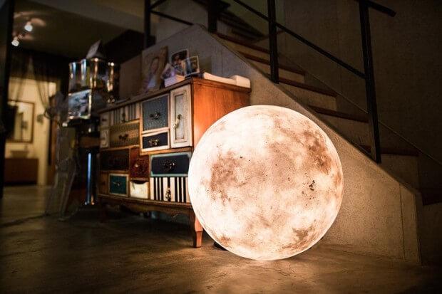 あなたの家にも月が来る~照明器具「Luna(ルナ)」が素敵