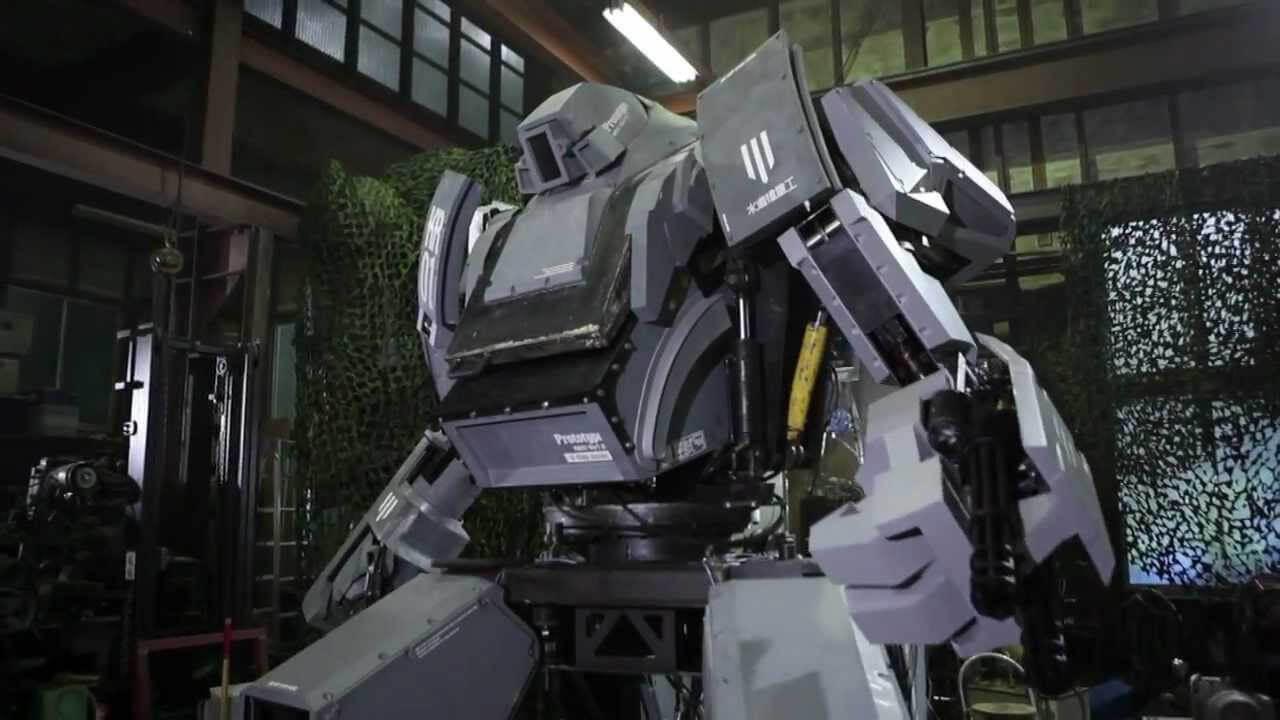 日本の本気!水道橋重工の油圧ロボットのクラタス(KURATAS)が圧巻