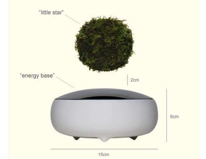 air bonsaiの仕組み