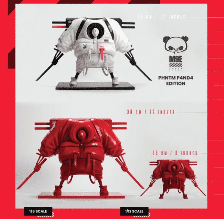 Master 9 Eyes Designer Art Toy
