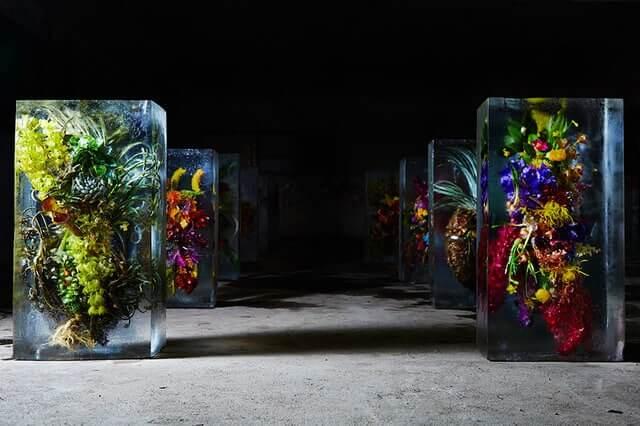 東信(Azuma Makoto)のIced Flowers