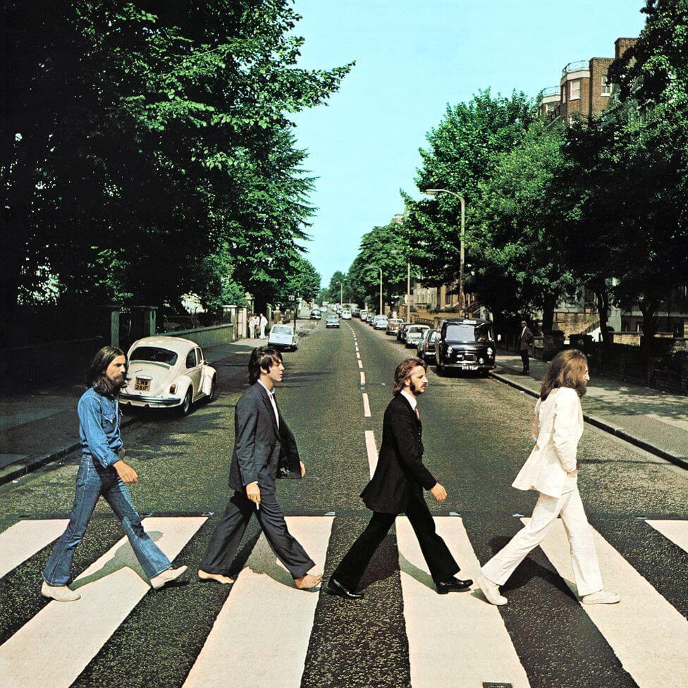 beatlesの「abby road」