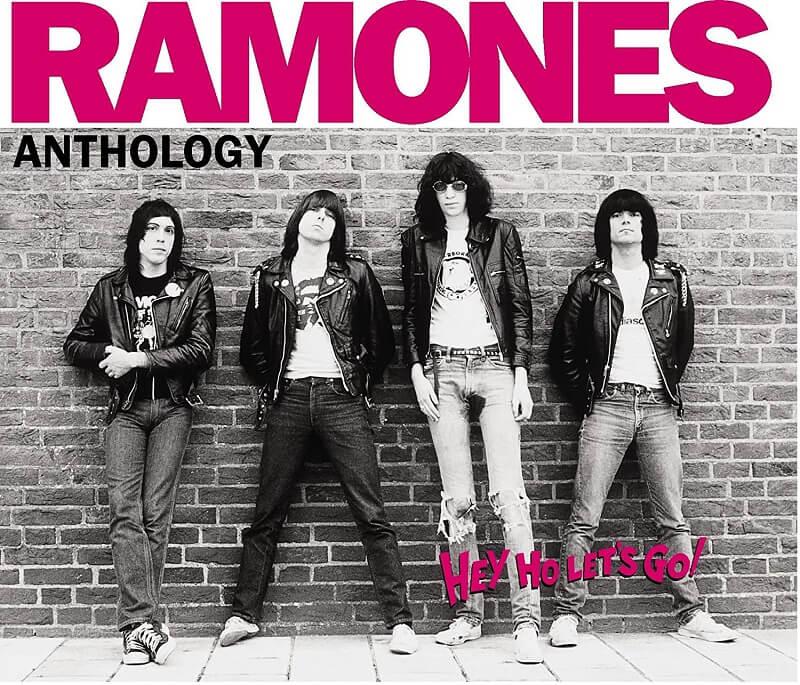 ラモーンズの「Anthology」