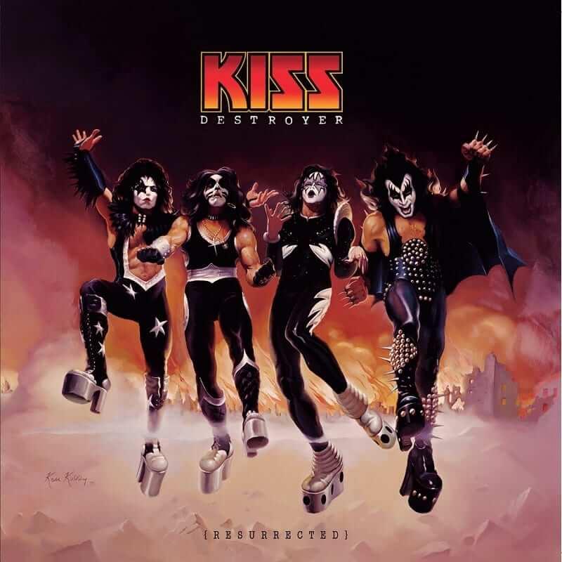 kissの「Destroyer」
