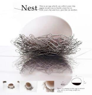 Paper Clip NEST