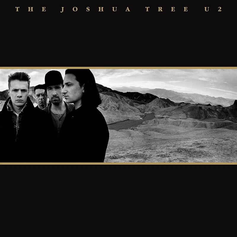 U2の「The Joshua Tree」