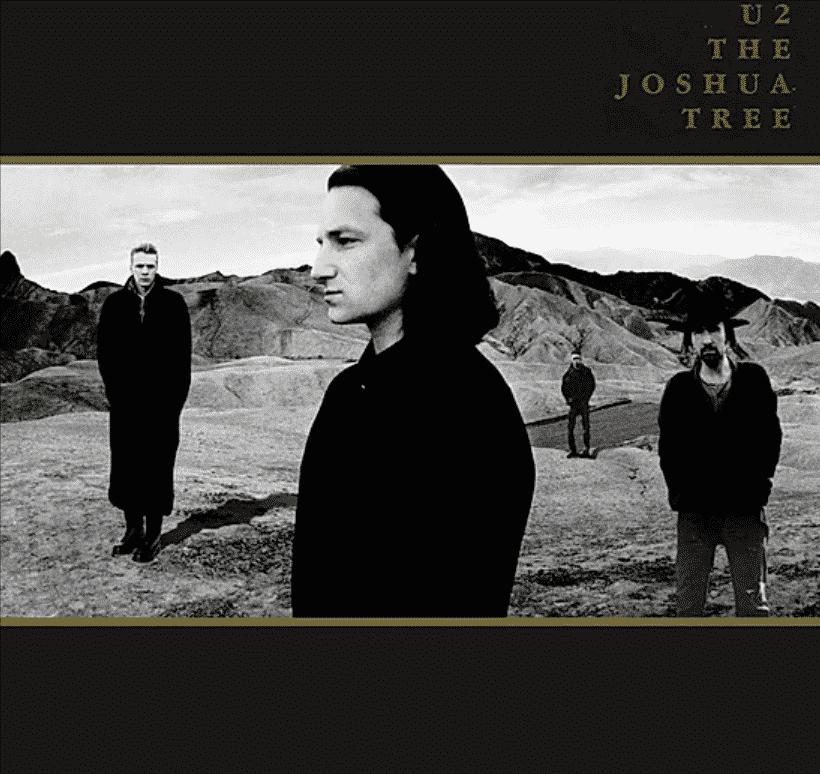 U2の「The Joshua Tree」の6feetcovers