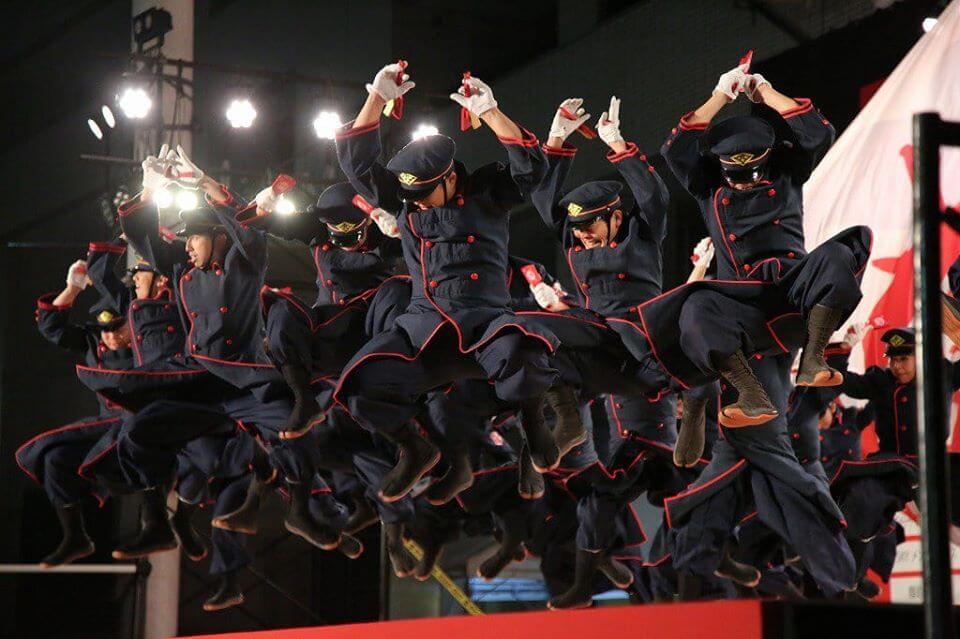 JR九州櫻燕隊(おうえんたい)