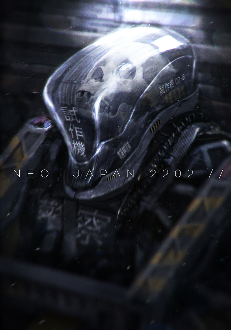 NEO JAPAN 2202 - Shin Jinrui Experiment