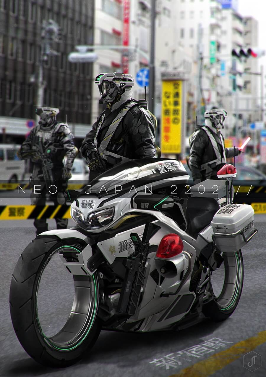 NEO JAPAN 2202 - SHIROBAI